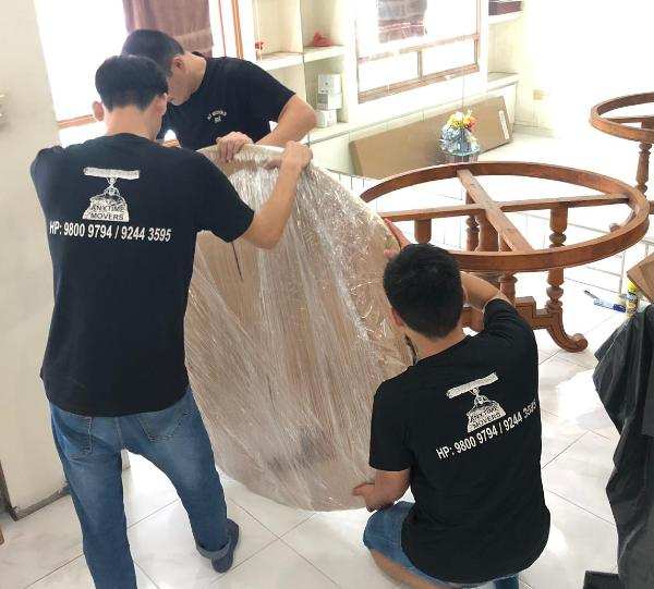 Best Movers Singapore - Office & House Moving